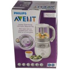 Avent philips combined steamer and blender 4-in-1