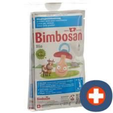 Bimbosan bio 1 infant milk travel portions of 3 x 25 g