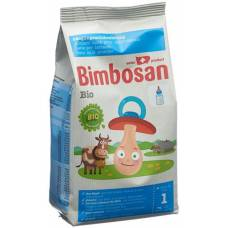 Bimbosan organic infant formula refill 400 g