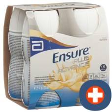 Ensure plus advance banana 4 x 220 ml