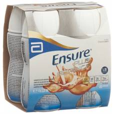 Ensure plus advance chocolate 4 x 220 ml