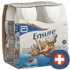 Ensure plus advance coffee 4 x 220 ml