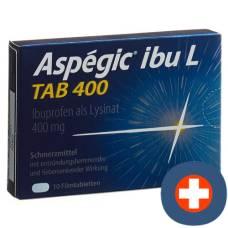 Aspegic ibu l tab filmtabl 400 mg of 10 pcs