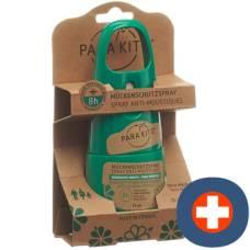 Parakito spray ticks and mosquito repellent course 75 ml
