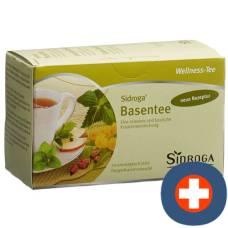 Alkaline tea sidroga 20 btl 1.5 g