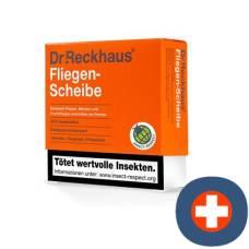 Dr. reckhaus flying disk