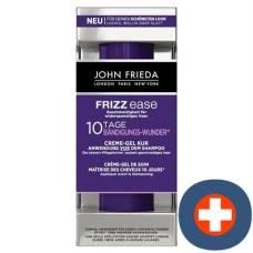 John frieda frizz ease 10 days bändigungs miracle cream gel treatment 150ml