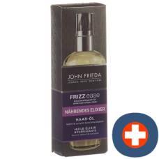 John frieda frizz ease nourishing elixir hair oil 100ml