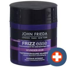 John frieda frizz ease miracle cure deeply effective hair treatment pot 150 ml