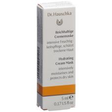 Dr hauschka nourishing cream mask probierpackung 5 ml