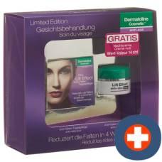 Dermatoline anti-wrinkle day cream 50ml + night cream 15ml free