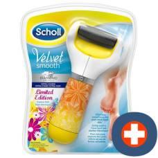 Scholl velvet smooth pedi limited edition