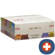 Bibi Nuggi Happiness Densil 0-6 ring Mum / Dad assorted SV-6 unit A