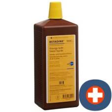 Betadine soap liq fl 1000 ml