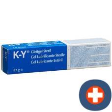 K y jelly lubricant medical sterile tb 82 g