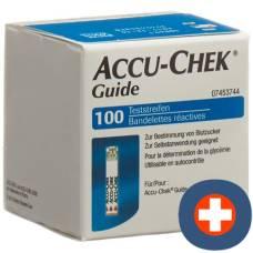 Accu-chek test strips guide 2 x 50 pcs