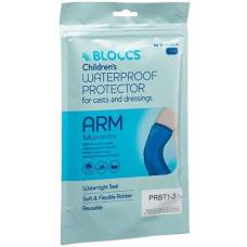 Bloccs bath and shower water protection for the arm 17-28 / 43cm child