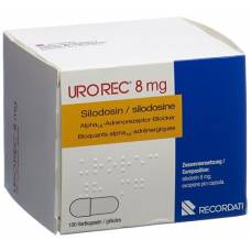 Urorec kaps 8 mg 100 pcs