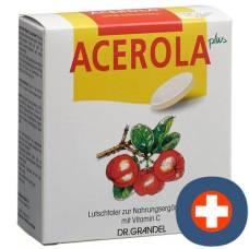 Dr grandel acerola plus lozenges taler vitamin c 32 pcs