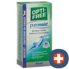 Optifree puremoist multifunction disinfectant solution lös fl 90 ml