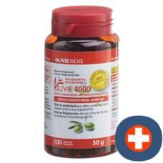 Olivie force 500 mg gélules végétale 100 pcs