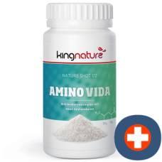 King nature amino vida tbl ds 240 pcs
