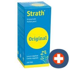 Strath original tablets 200 pcs