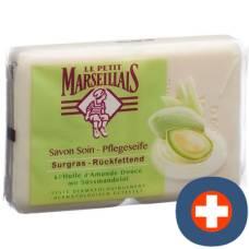 Le petit marseillais soap sweet almond 2 x 100 g