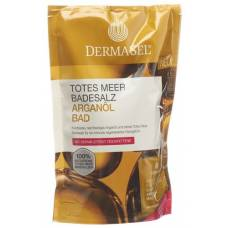 Dermasel bath salts argan oil battalion 400 g