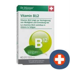 Thin vitamin b12 vegan cape 40 pcs