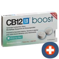 Cb12 boost white gum eucalyptus 10 pcs
