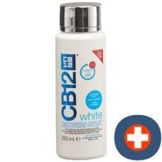 Cb12 white mouthwash fl 250 ml