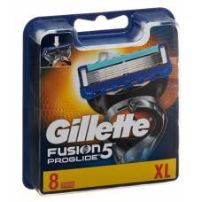 Gillette fusion5 proglide blades 8 pcs
