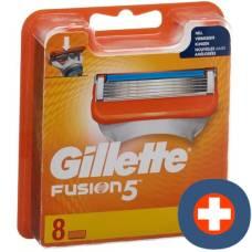 Gillette fusion5 blades 8 pcs