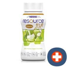 Resource fruit apple 4 fl 200 ml