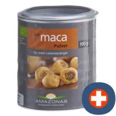 Amazon maca powder bio 100% pure ds 100 g