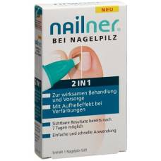 Nailner fungal nail pin 2-in-1