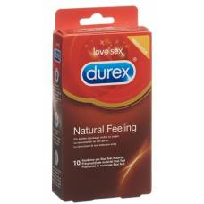 Durex natural feeling condoms 10 pcs
