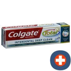 Colgate total deep clean toothpaste 75 ml