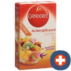 Canderel 100% sucralose stick 120 pcs