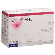 Lactibiane children 4m btl 45 pcs