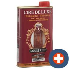 Louis xiii liquid wax de luxe dark oak 1 lt