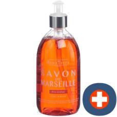 Beauterra soap marseille peony 500 ml