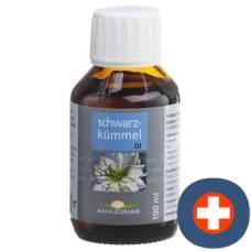Amazon black cumin oil 100% pure cold pressed 100 ml