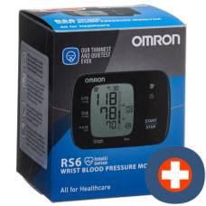 Omron blood pressure monitor wrist rs6