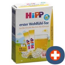 Hipp baby feel-tea 15 stick 0.36g
