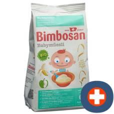 Bimbosan organic babymüesli battalion 500 g