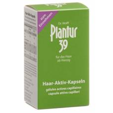 Plantur 39 active hair capsules 60 pcs