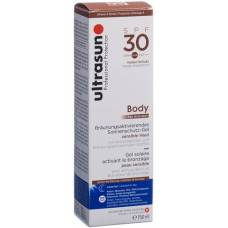 Ultrasun body tan activator spf30 150 ml
