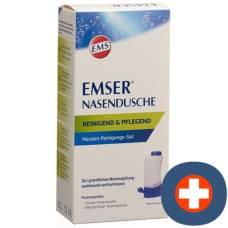 Emser nasal douche + 4 bags nasal